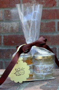 Mini Jars of Honey Gift Pack