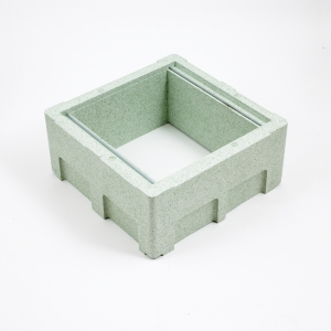 Polystrene National Brood Box